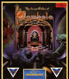 Caratula de Seven Gates of Jambala, The para Atari ST