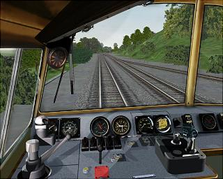 Pantallazo de Severn Valley Railway para PC