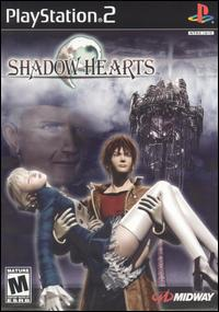 Caratula de Shadow Hearts para PlayStation 2