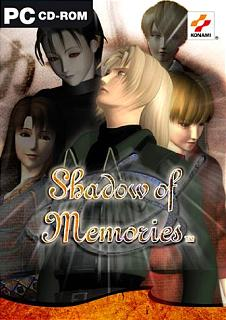 Caratula de Shadow Of Memories para PC