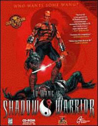 Caratula de Shadow Warrior para PC