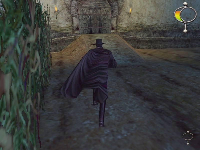 Pantallazo de Shadow of Zorro, The para PC