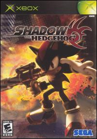 Caratula de Shadow the Hedgehog para Xbox