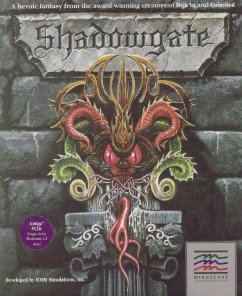 Caratula de Shadowgate Windows Version para PC