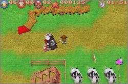 Pantallazo de Sheep para Game Boy Advance