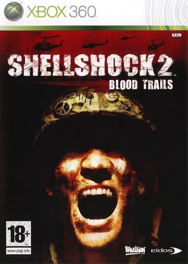 Caratula de ShellShock 2: Blood Trails para Xbox 360