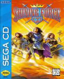 Carátula de Shining Force CD