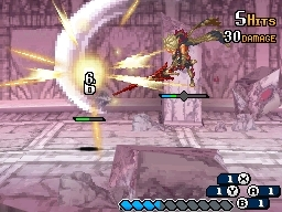 Pantallazo de Shining Force Feather para Nintendo DS