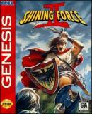 Carátula de Shining Force II