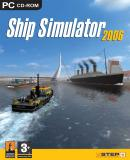 Carátula de Ship Simulator 2006