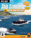 Caratula nº 119707 de Ship Simulator 2008 Add-On: New Horizons (800 x 1128)