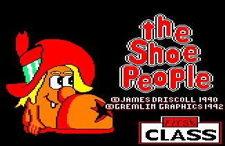 Pantallazo de Shoe People, The para Amstrad CPC