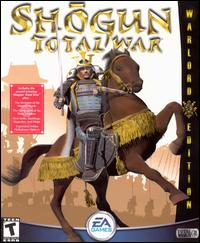 Caratula de Shogun: Total War -- Warlord Edition para PC