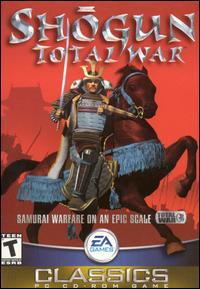 Caratula de Shogun Total War [Classics] para PC