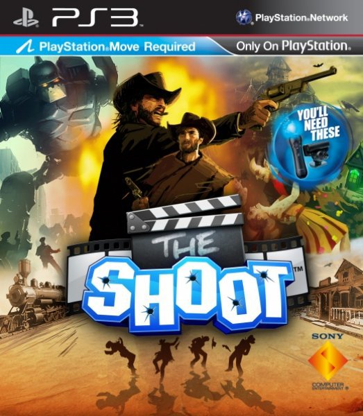 Caratula de Shoot, The para PlayStation 3