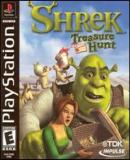 Carátula de Shrek: Treasure Hunt