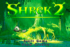 Pantallazo de Shrek 2 para Game Boy Advance