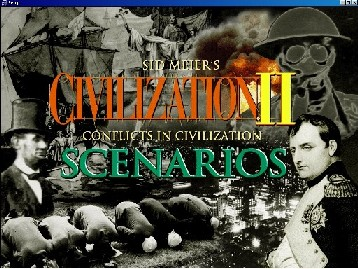 Pantallazo de Sid Meier's Civilization II -- Conflicts in Civilization Scenarios para PC