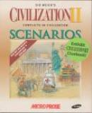 Caratula nº 52658 de Sid Meier's Civilization II -- Conflicts in Civilization Scenarios (120 x 155)