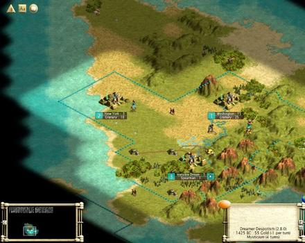 Pantallazo de Sid Meier's Civilization III: Game of the Year Edition para PC