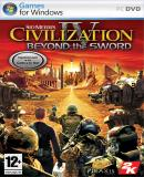 Carátula de Sid Meier's Civilization IV : Beyond the Sword