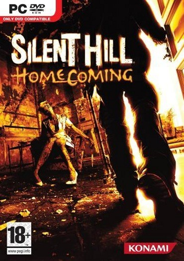 Silent Hill 5 Homecoming [PC] DVD5-Full-ISO-Multi [1 Link]