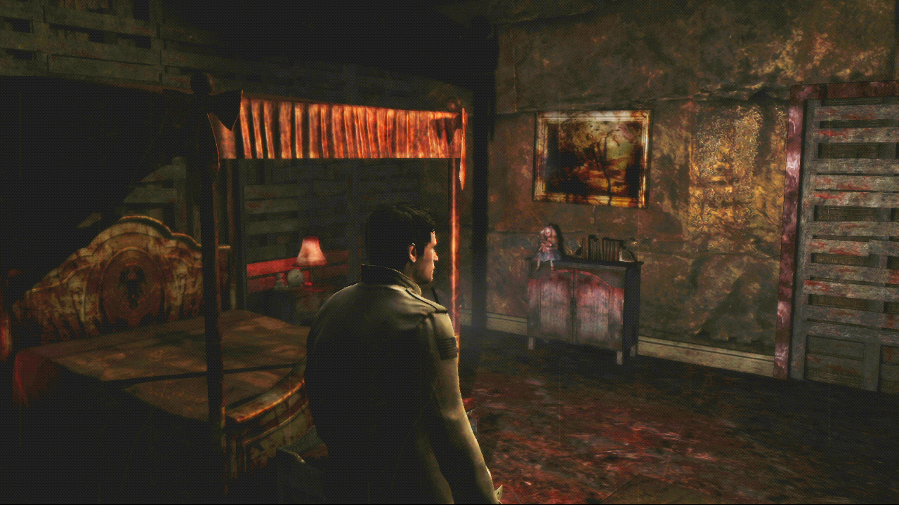 Pantallazo de Silent Hill: Homecoming para PlayStation 3