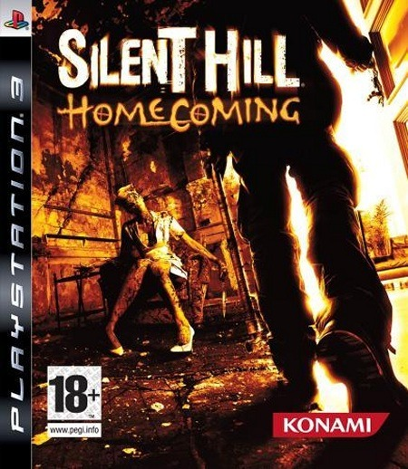 Caratula de Silent Hill: Homecoming para PlayStation 3