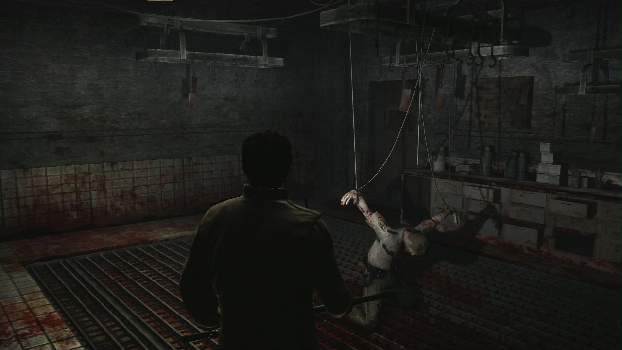 Pantallazo de Silent Hill: Homecoming para Xbox 360