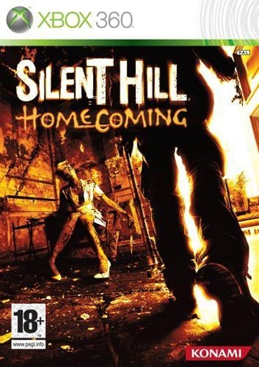 Caratula de Silent Hill: Homecoming para Xbox 360