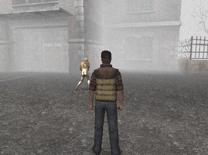 Pantallazo de Silent Hill: Origins para PlayStation 2