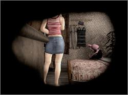 Pantallazo de Silent Hill 4: The Room para Xbox