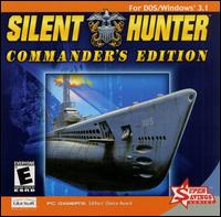Caratula de Silent Hunter: Commander's Edition [Super Savings Series] para PC