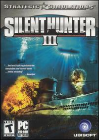 Caratula de Silent Hunter III para PC