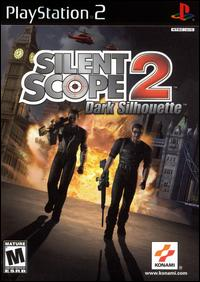 Caratula de Silent Scope 2: Dark Silhouette para PlayStation 2