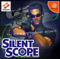 Caratula de Silent Scope para Dreamcast