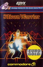 Caratula de Silicon Warrior para Commodore 64