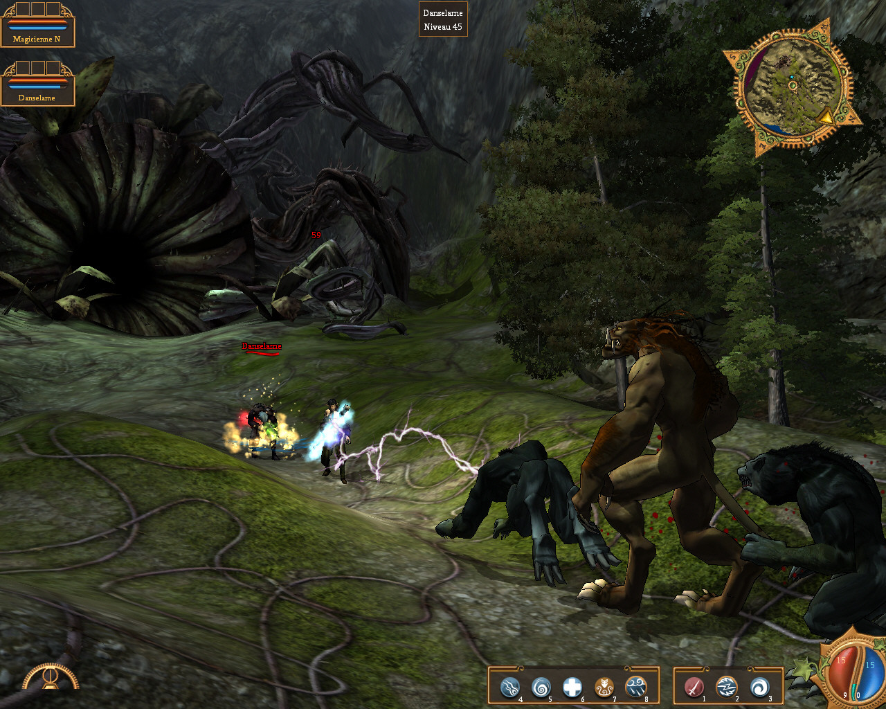 Pantallazo de Silverfall: Earth Awakening para PC
