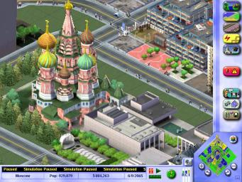 Pantallazo de Sim City 3000 World Edition para PC