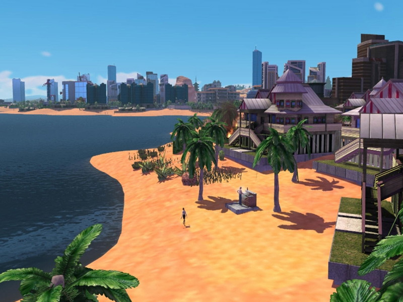 Pantallazo de SimCity Societies: Destinations para PC
