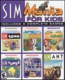 Caratula nº 56258 de SimMania for Kids (200 x 238)