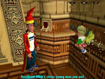 Pantallazo de Simon the Sorcerer 3D para PC