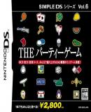 Carátula de Simple DS Series Vol.6 THE Party Game (Japonés)