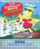Carátula de Simpson: Bart vs. The Space Mutants, The