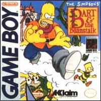 Caratula de Simpsons: Bart & The Beanstalk, The para Game Boy