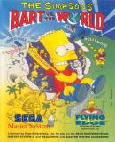 Caratula nº 210611 de Simpsons: Bart vs the World, The (550 x 778)