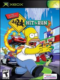 Caratula de Simpsons: Hit & Run, The para Xbox
