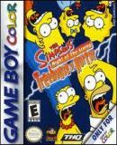 Carátula de Simpsons: Night of the Living Treehouse of Horror, The