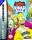 Caratula nº 23029 de Simpsons Road Rage, The (500 x 500)