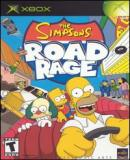 Carátula de Simpsons Road Rage, The